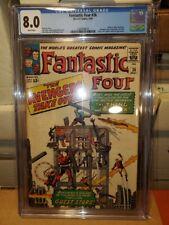 FANTASTIC FOUR #26 (1964) CGC Grade 8.0 The Avengers!