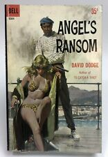 ANGEL'S RANSOM David Dodge DELL D 304 Thriller