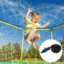 Trampoline Sprinkler Spray Water Park Water Game Summer Outdoor Garden Cooling T