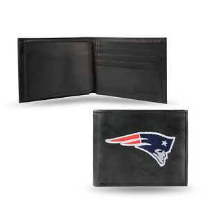 New England Patriots - NFL Embroidered Bi-fold Wallet