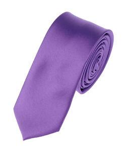 Manzini Neckwear® Hot Trend Plain Men's Solid Skinny Tie/Party wedding Necktie