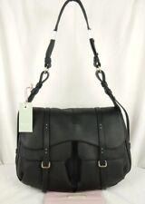 "Radley ""Grosvenor"" Large Black Leather Multiway Shoulder Cross Across Body Bag"