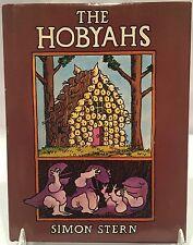 * RARE*  *VG PLUS*  The Hobyahs by Simon Stern (1977, 1ST ED., HC, W/DJ)