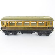 """Marklin Gauge 1 DR Mitropa RHEINGOLD 1st Class Passenger Car Tin 13"""""""