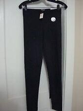 Victorias Secret Pink Full Length Leggings Black Small  NWT