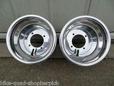 Suzuki LTZ400 ab 2009 Aluminium Rim Rims Wheel rim set rear 2 Pcs