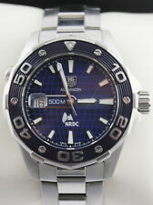 WAJ1115.BA0871 Tag Heuer Aquaracer Limited Automatic LEONARDO DECAPRIO 500 Watch