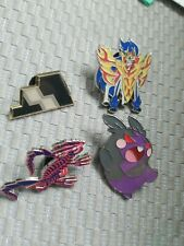 Pokemon Collector's Pin Lot Of 4 look!
