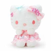 HELLO KITTY PLUSH DOLL SAKURA CHERRY BLOSSOMS 2021 SANRIO JAPAN 4550337349038