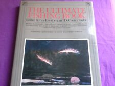 The Ultimate Fishing Book Lee Eisenberg DeCourcy Taylor Oversized