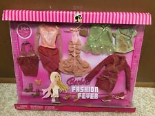 2007 Barbie Doll Fashion Fever Outfit Rare