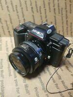 Minolta Maxxum 5000 AF Autofocus 35 mm Film Camera With 70mm Lens