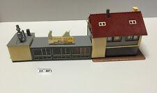 "Faller B-267,H0,Möbelfabrik ""Anton Holzer"",fertig geklebt,1:87,sehr selten & RAR"