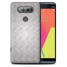 Étuis, housses et coques argentés Pour LG V20 pour téléphone mobile et assistant personnel (PDA) LG