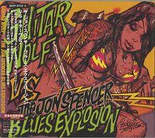 THE JON SPENCER BLUES EXPLOSION VS GUITAR WOLF-S/T-JAPAN ONLY CD DVD G09