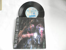 """the creatures miss the girl 7"""" record punk new wave gothic"""