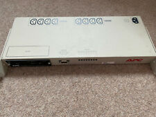 APC MasterSwitch AP9212 PDU with AP9606 Web/SNMP Management Card