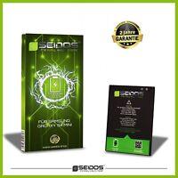 Seidos® NFC Akku für Samsung Galaxy S4 mini GT-i9190 u LTE GT-i9195 EB-B500BE