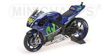 Yamaha Yzr-M1 Valentino Rossi Testbike Motogp 2016 MINICHAMPS 1:18 182163146