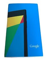 Asus Google Nexus 7 Android Tablet 16gb - Working, Ideally Needs New Battery