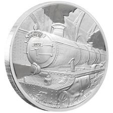 Niue 2 Dollar 2020 Harry Potter™ Classic Hogwarts Express™ (2.) - 1 Oz Silber PP