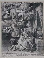 RAPHAEL SADELER AFTER MARTEN DE VOS, 1614