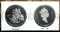 Canada 1990 Henry Kelsey Tricentennial Proof Gem UNC Silver Dollar!!