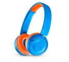 JBL JR300BT Rocker Blue Kids Wireless On-ear Headphones