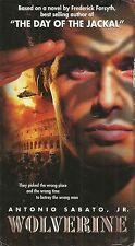 Wolverine (VHS) ANTONIO SABATO, JR.
