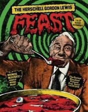 Herschell Gordon Lewis Feast - Blu-ray Region 1