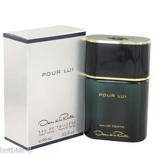 Pour Lui Oscar de la Renta Cologne Perfume Men 3 oz 90 ml Eau De Toilette Spray