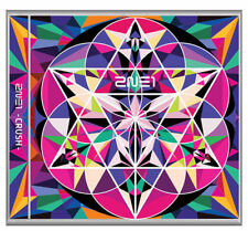 2ne1 - Crush  2nd Album Pink Edition CD Sealed K-Pop New