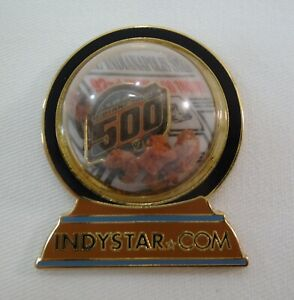 2008 Indianapolis 500 IndyStar.com Opening Day Sponsors Collector Pin