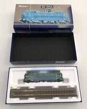 RARE Roco SNCF BB 9004 Locomotive HO Record de Vitesse 331 km/h en Boîte