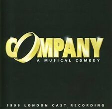 Adrian Lester - Company 1996 London Cast Recording [CD]