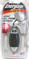 Energizer Energi To Go Instant Cell Phone Charger/ +2 lithium AA Batteries