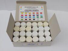 Colourcraft Brusho Pigment Powder Paint  x 24 Pots
