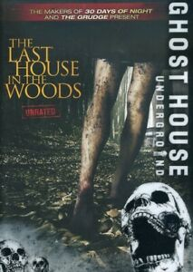 The Last House in the Woods [New DVD] Ac-3/Dolby Digital, Dolby, Dubbed, O-Car