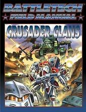 Battletech Field Manual: Crusader Clans by Fasa