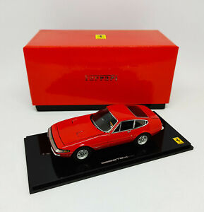 Kyosho 1:43 - Ferrari 365GTB74 Early Version Rouge 05051R