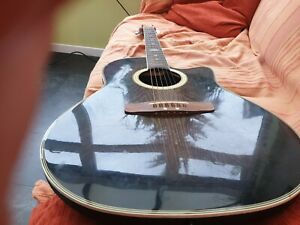 Ovation applause ae38 electro acoustic