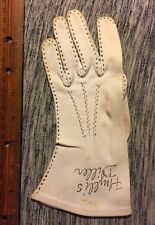 PHYLLIS DILLER HAND SIGNED AUTOGRAPHED CLOTH GLOVE RARE ONE OF A KIND W/COA