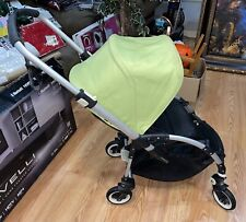 Bugaboo Bee Plus Stroller (Yellow/Black) w/ Product Brochure (Retailed For $659)