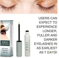 Genuine FEG natural  Eyelash Enhancer Serum eyelash growth booster eyebrow lash
