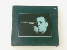 PHILIP GLASS / ROBERT WILSON - EINSTEIN ON THE BEACH - BOX 4 CD SONY CLASS. 2003