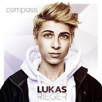 LUKAS RIEGER - COMPASS (LIMITIERTE DELUXE EDITION)   CD NEU