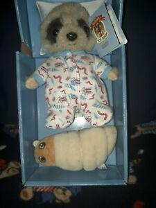 Baby Oleg Meerkat Toy - New In Box