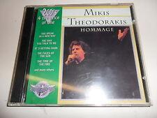 CD  Mikis Theodorakis - Hommage