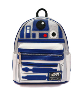 Star Wars Loungefly R2-D2 Mini Backpack