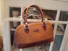 Vintage Brown Mario Valentino Leather Purse